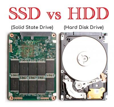 Vorbind despre spaţiul de stocare al unui laptop, care este cea mai bună alegere, SSD sau HDD?