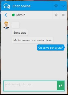 Serviciul de Chat Online pentru utilizatorii Ok Forum Romania