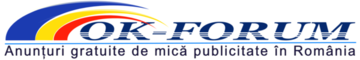 Ok-Forum Publicitate Forum Blog si Anunturi Gratuite in Romania