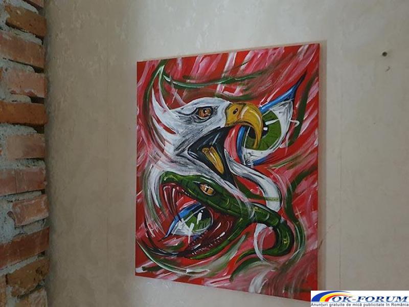 Pictura pe panza diverse teme - 4