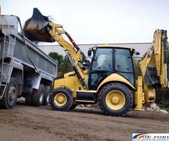 Inchiriez buldoexcavatoare echipate in functie de nevoile clientului