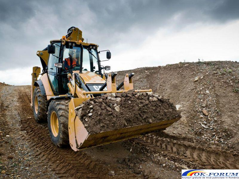 Inchiriez buldoexcavatoare echipate in functie de nevoile clientului - 2