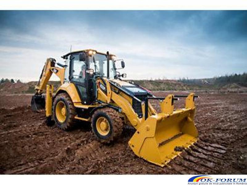 Inchiriez buldoexcavatoare echipate in functie de nevoile clientului - 3