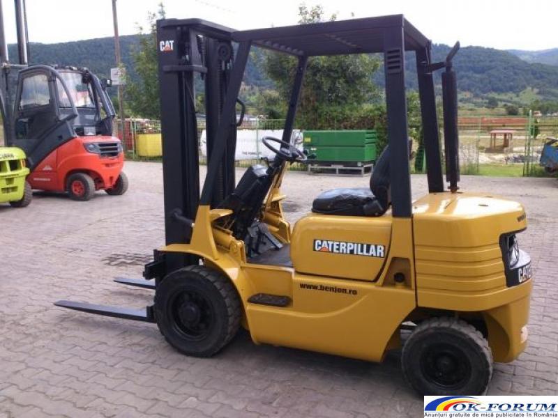 Inchiriez motostivuitor– 3,5 tone, 5 tone, 7 tone cu operator - 1