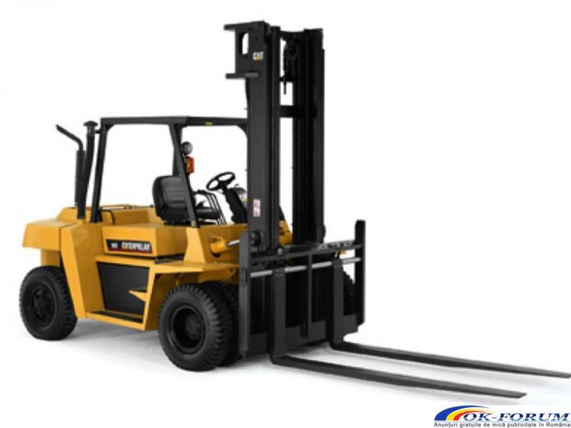 Inchiriez motostivuitor– 3,5 tone, 5 tone, 7 tone cu operator - 4