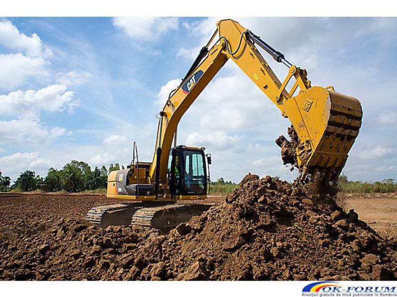 Excavatii de mari si mici dimensiuni cu evacuare pamant - 1