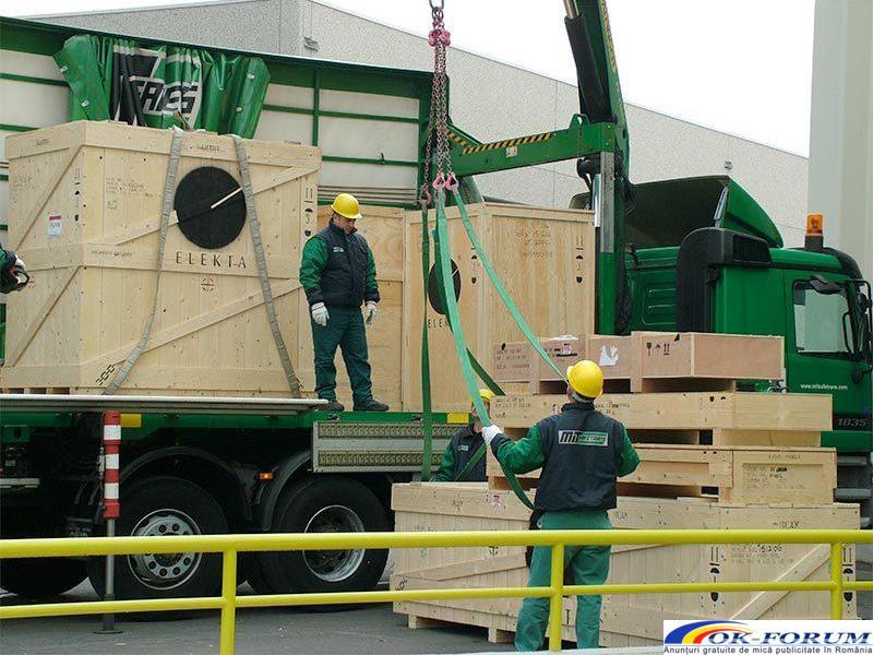 Servicii profesionale de relocari industriale, firme, birouri etc - 1