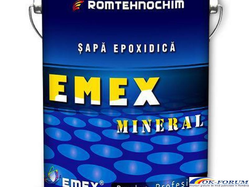 Sapa Epoxidica Autonivelanta Cimentica EMEX MINERAL - 1