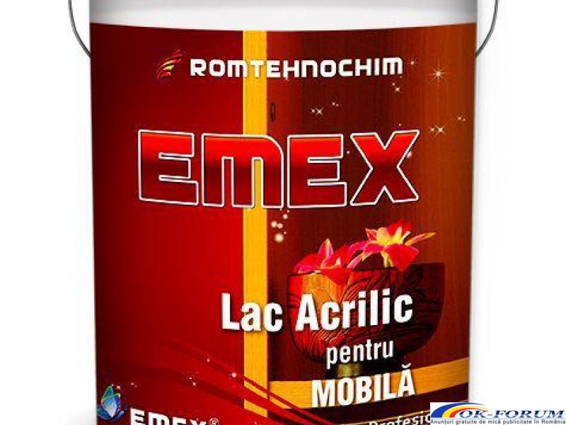 Lac de Mobila pe Baza de Apa EMEX - 1
