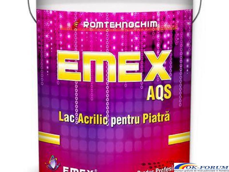 Lac pentru Piatra Acrilic EMEX AQS - 1