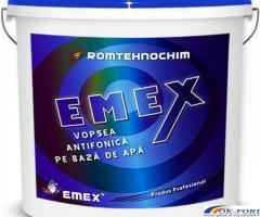 Vopsea Antifonica Insonorizanta EMEX