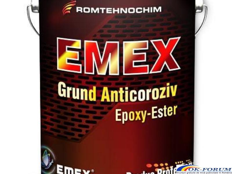 Grund Anticoroziv Epoxy - Ester EMEX - 1
