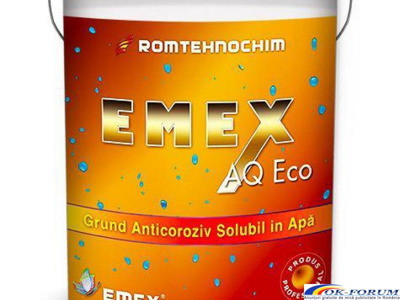 Grund Anticoroziv Solubil in Apa EMEX AQ ECO - 1