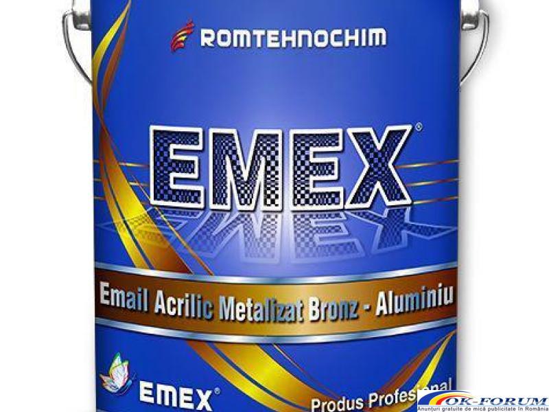 Email Auriu sau Argintiu BRONZ-ALUMINIU EMEX - 1
