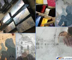 Oglinzi hol, eglomizate , decorative, argintate, antichizate