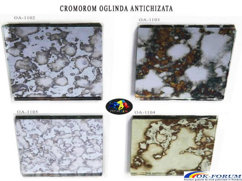 Oglinzi hol, eglomizate , decorative, argintate, antichizate - 3