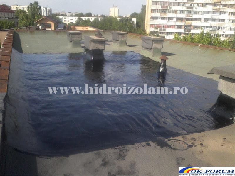 Hidroizolatii terase - reparatii locale - 3