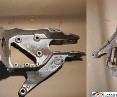 Suport perna aer cabina Scania 124R420. Piese dezmembrari camioane