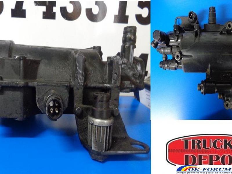 Carcasa filtru motorina MAN TGA 18 46 - 1