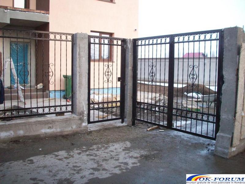 Confectii Metalice Bucuresti - Garduri si Porti Metalice - 2
