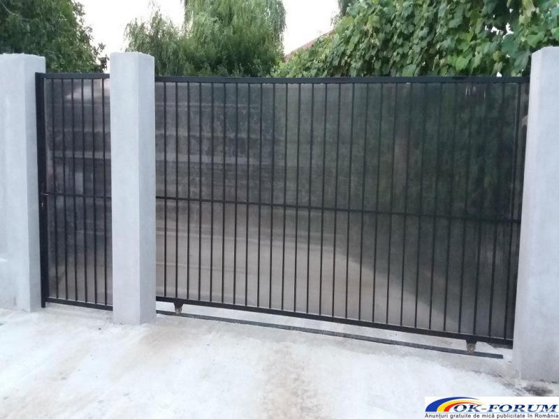 Confectii Metalice Bucuresti - Garduri si Porti Metalice - 5