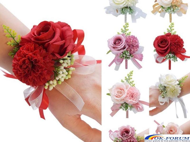 Concarda handmade pentru domnisoare de onoare - 1