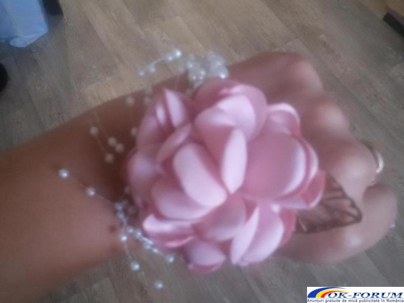Concarda handmade pentru domnisoare de onoare - 3