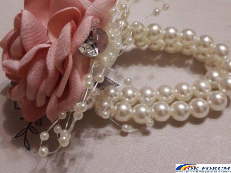 Concarda handmade pentru domnisoare de onoare - 4