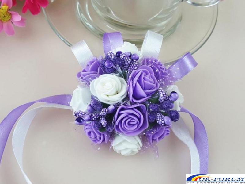 Concarda handmade pentru domnisoare de onoare - 7