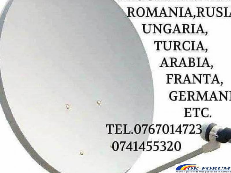 Antene satelit fara abonament - 1