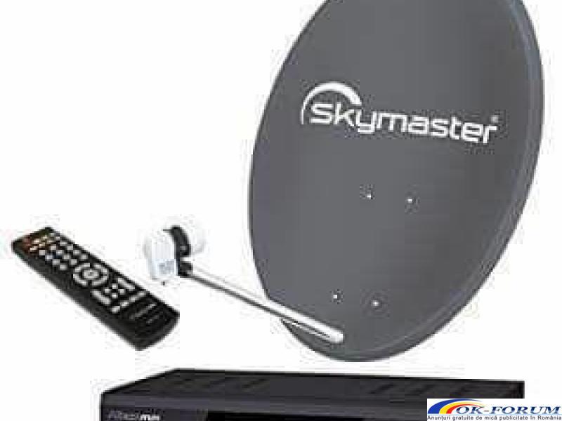 Antene satelit fara abonament - 2