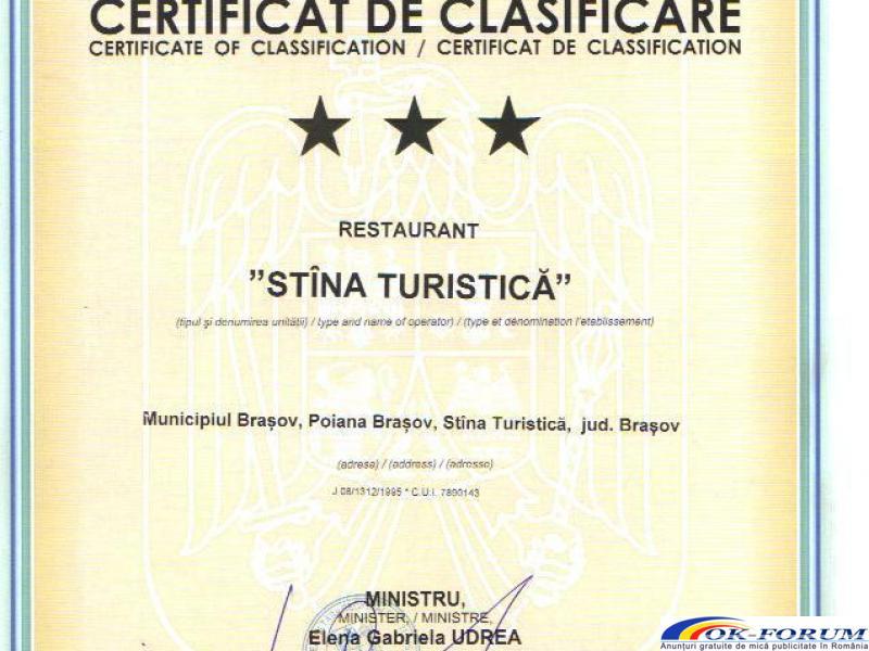 Autorizare si Evaluare Restaurante - 1