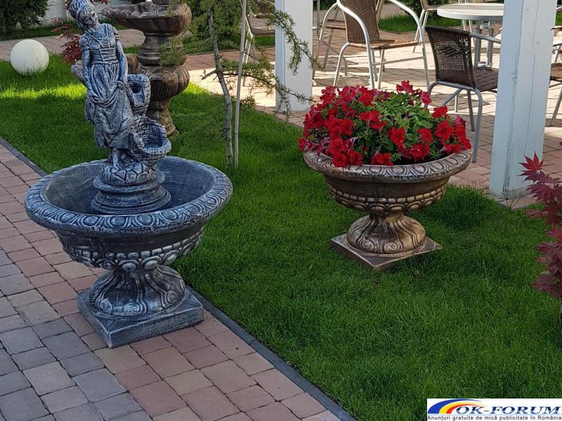 Ghivece din beton/ghiveci beton/jardiniera gradina/jardiniera de gradina din beton/ghiveci bet beton - 2