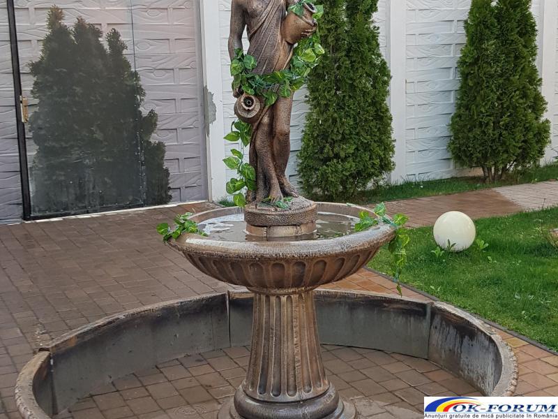 Fantana arteziana din beton F24 ornament gradina - 1