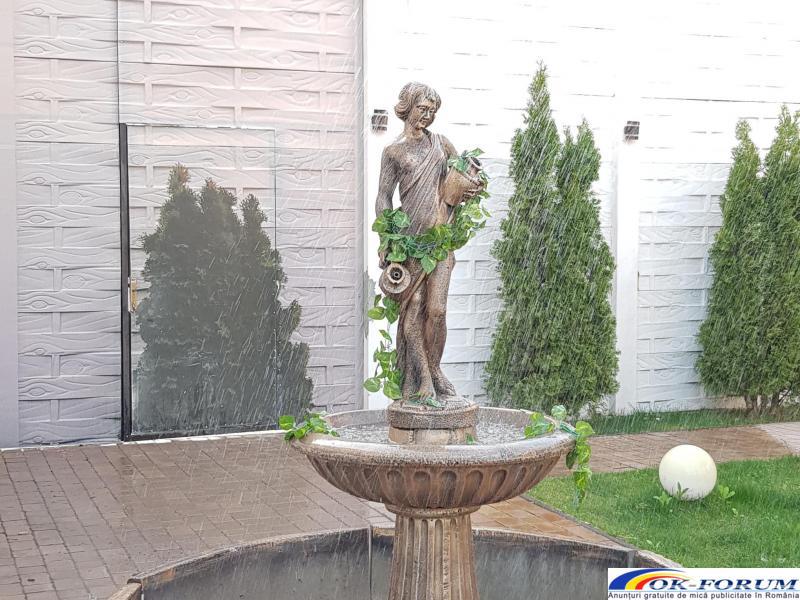 Fantana arteziana din beton F24 ornament gradina - 2