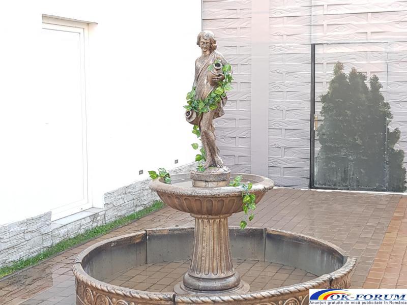 Fantana arteziana din beton F24 ornament gradina - 3