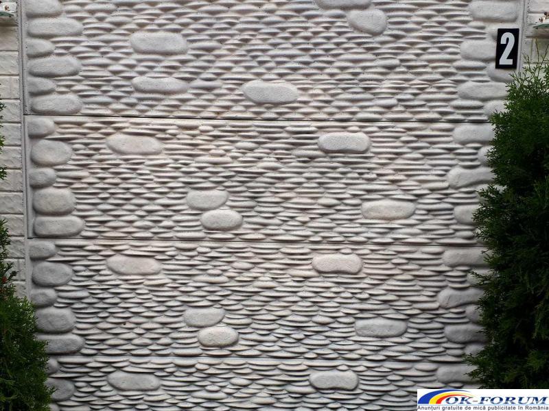 Producem si vindem peste 30 de modele din gard beton vibropresat - 1