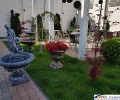 Fantana arteziana F 11 ornament gradina din beton