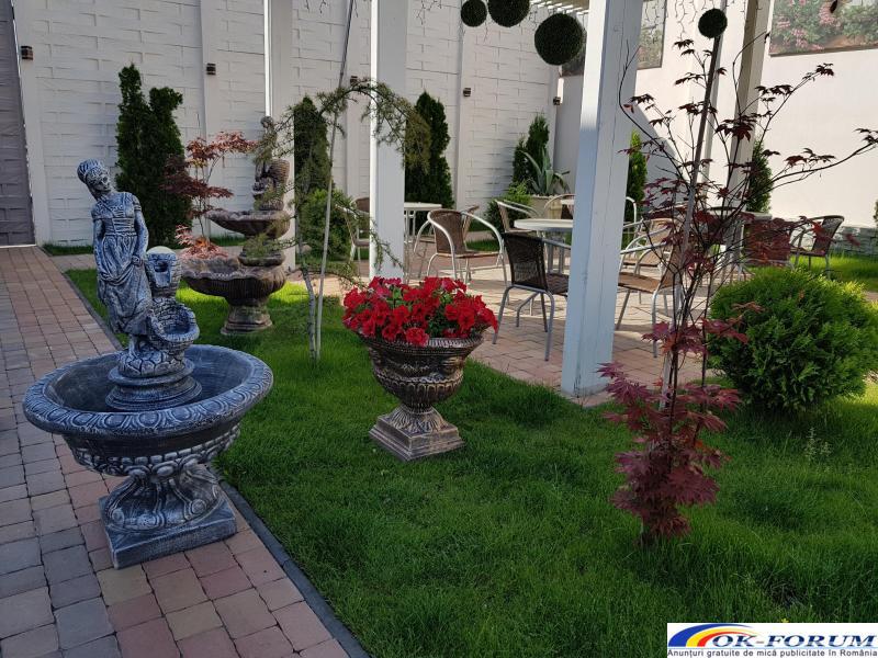 Fantana arteziana F 11 ornament gradina din beton - 2