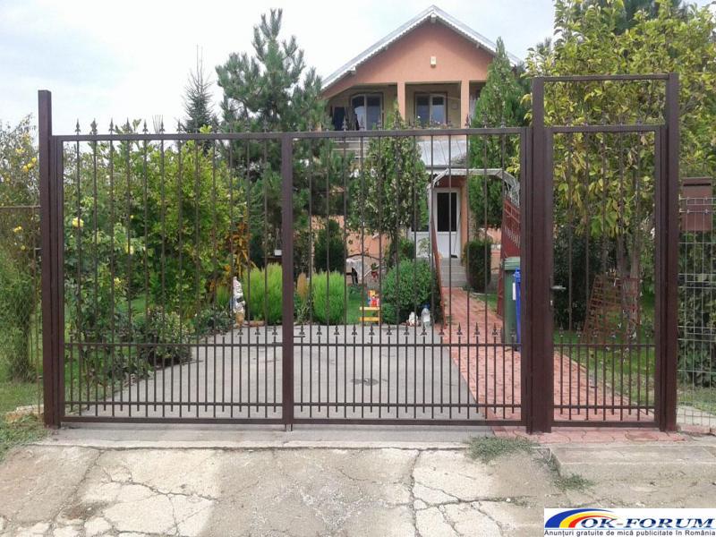 Confectii Metalice Bucuresti - Garduri si Porti Metalice - 8