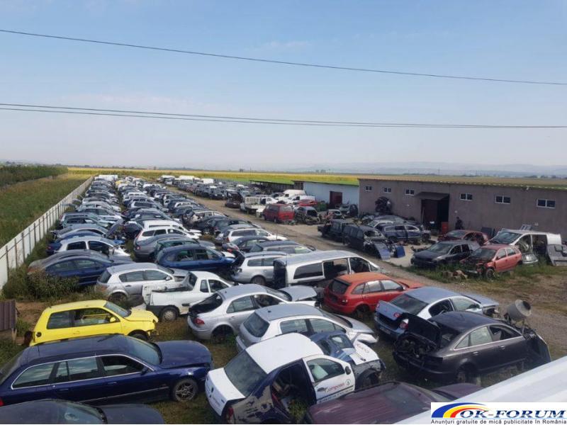 Piese pentru autoturisme si autoutilitare de pe masini nerulate in tara cu factura si garantie - 1