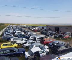 Piese pentru autoturisme si autoutilitare de pe masini nerulate in tara cu factura si garantie