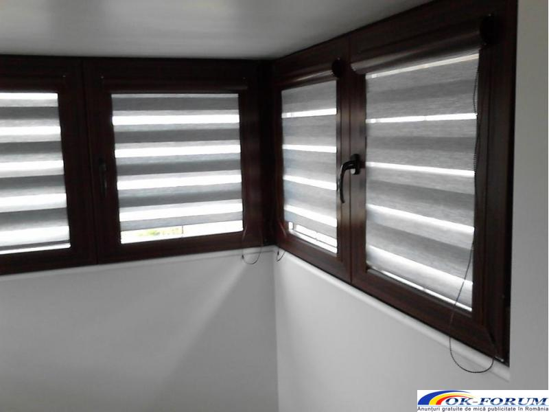 Jaluzele verticale / Usi garaj / Rolete textile - 2