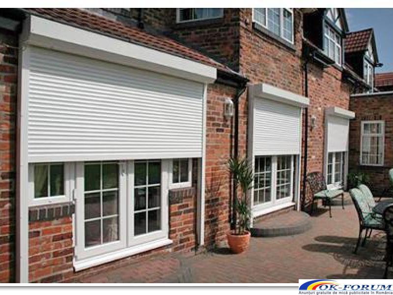 Jaluzele verticale / Usi garaj / Rolete textile - 4
