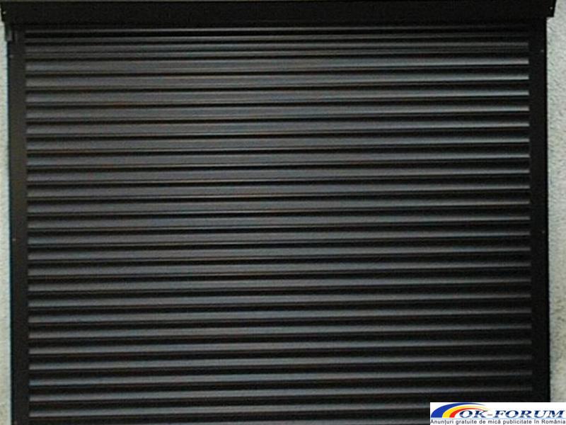 Jaluzele verticale / Usi garaj / Rolete textile - 5