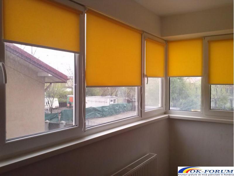 Jaluzele verticale / Usi garaj / Rolete textile - 6