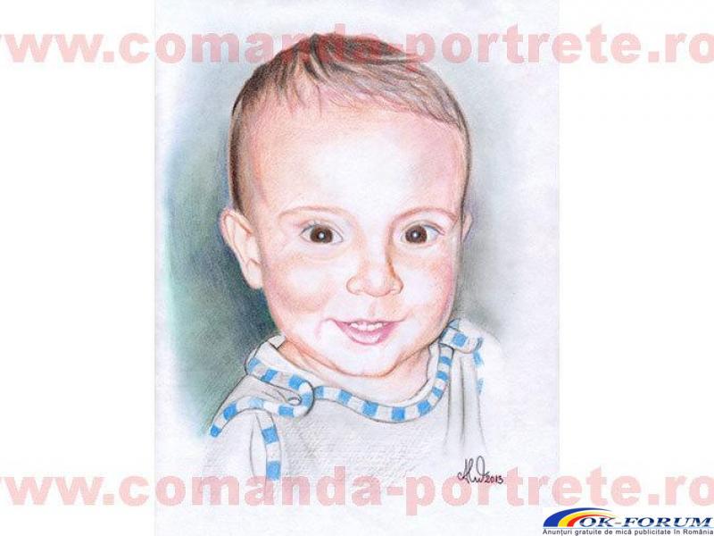 Caricaturi, portrete, picturi, cadoul surpriza pentru cei dragi! - 6