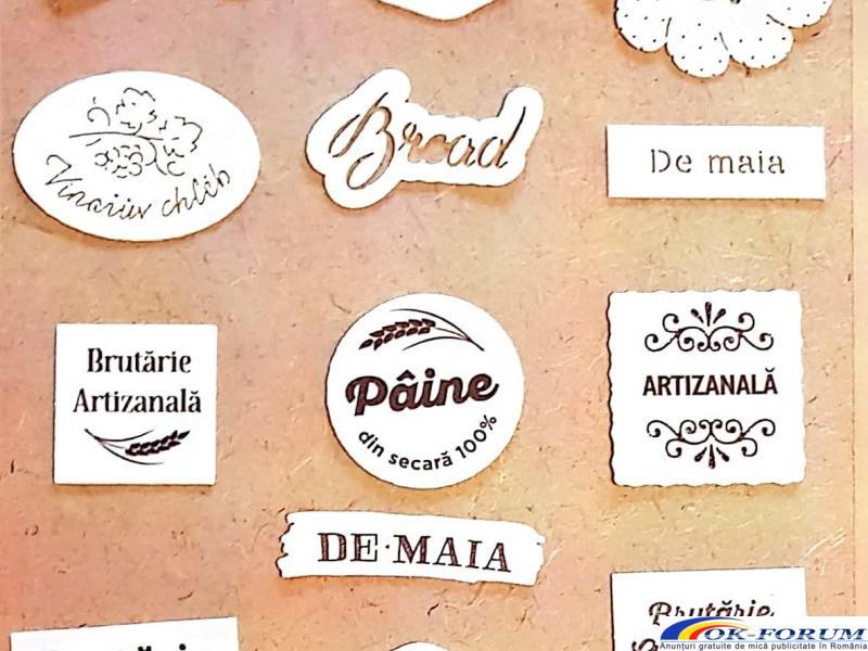 Etichete comestibile pentru paine - 1