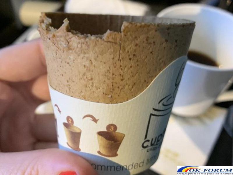 Cesti comestibile pentru Cafea - 3