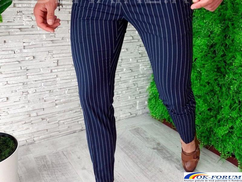 Pantaloni elegenati pentru barbati engros - cele mai avantajoase preturi! - 5